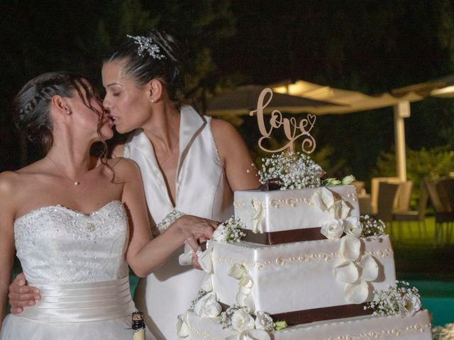 Il matrimonio di Eleonora e Elena a Padova, Padova 23
