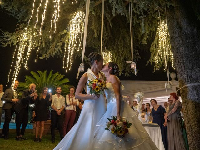 Il matrimonio di Eleonora e Elena a Padova, Padova 24
