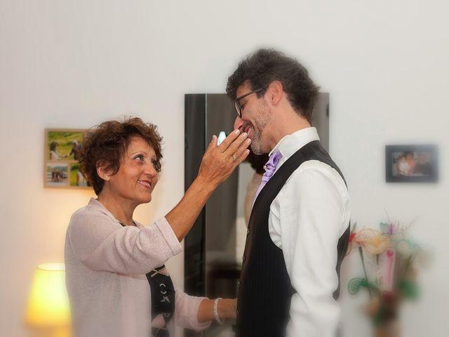 Il matrimonio di Francesco e Miriam a Trezzano sul Naviglio, Milano 5