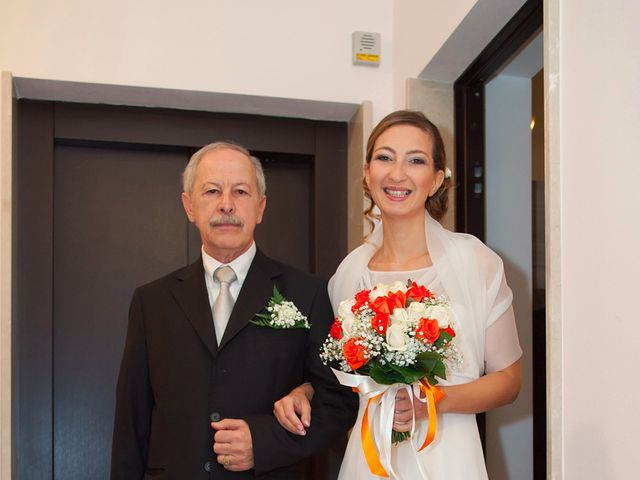 Il matrimonio di Francesco e Miriam a Trezzano sul Naviglio, Milano 17