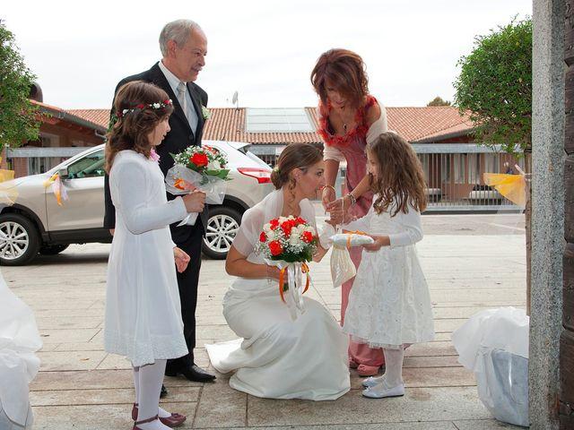 Il matrimonio di Francesco e Miriam a Trezzano sul Naviglio, Milano 24