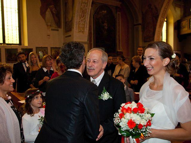 Il matrimonio di Francesco e Miriam a Trezzano sul Naviglio, Milano 28