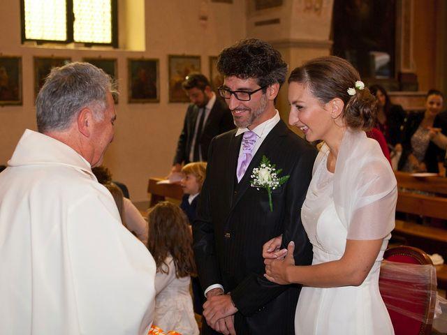 Il matrimonio di Francesco e Miriam a Trezzano sul Naviglio, Milano 31