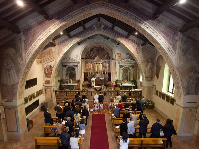Il matrimonio di Francesco e Miriam a Trezzano sul Naviglio, Milano 33