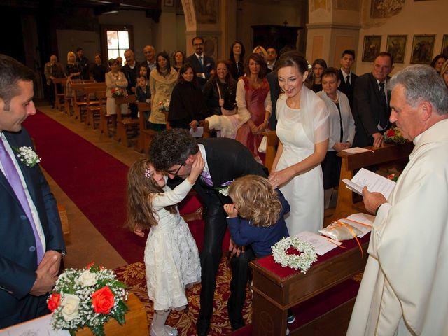Il matrimonio di Francesco e Miriam a Trezzano sul Naviglio, Milano 45