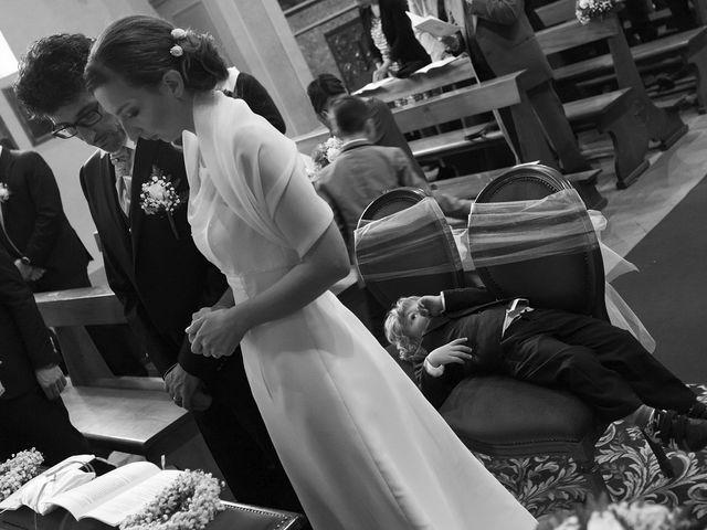 Il matrimonio di Francesco e Miriam a Trezzano sul Naviglio, Milano 1