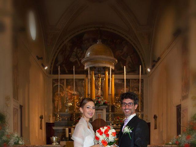 Il matrimonio di Francesco e Miriam a Trezzano sul Naviglio, Milano 56
