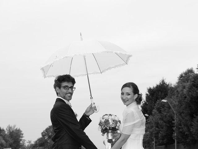 Il matrimonio di Francesco e Miriam a Trezzano sul Naviglio, Milano 61