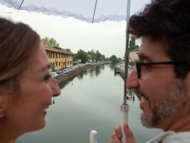 Il matrimonio di Francesco e Miriam a Trezzano sul Naviglio, Milano 63