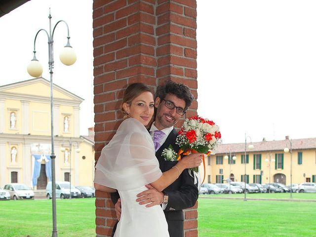 Il matrimonio di Francesco e Miriam a Trezzano sul Naviglio, Milano 66