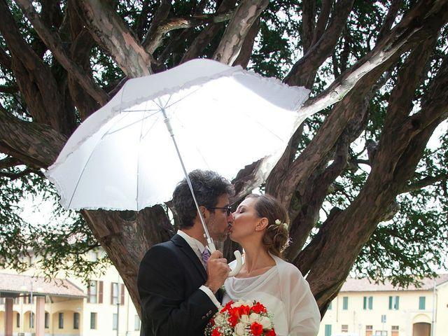 Il matrimonio di Francesco e Miriam a Trezzano sul Naviglio, Milano 68