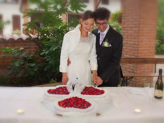 Il matrimonio di Francesco e Miriam a Trezzano sul Naviglio, Milano 80