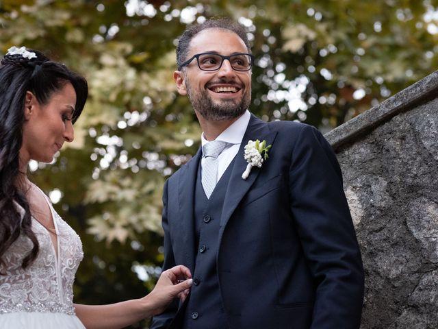 Il matrimonio di Gabriele e Maria a Rende, Cosenza 1