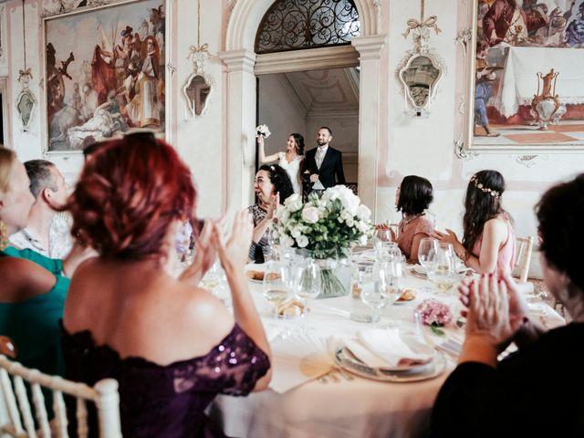 Il matrimonio di Nico e Alena a Piombino Dese, Padova 5