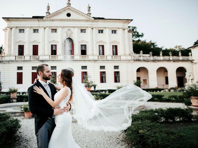 Il matrimonio di Nico e Alena a Piombino Dese, Padova 2