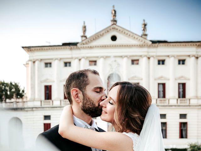 Il matrimonio di Nico e Alena a Piombino Dese, Padova 9