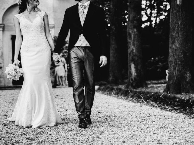 Il matrimonio di Nico e Alena a Piombino Dese, Padova 14