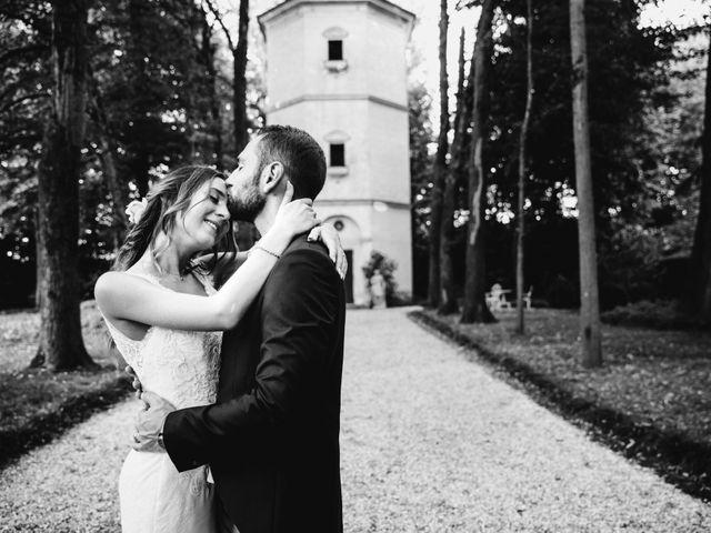 Il matrimonio di Nico e Alena a Piombino Dese, Padova 16