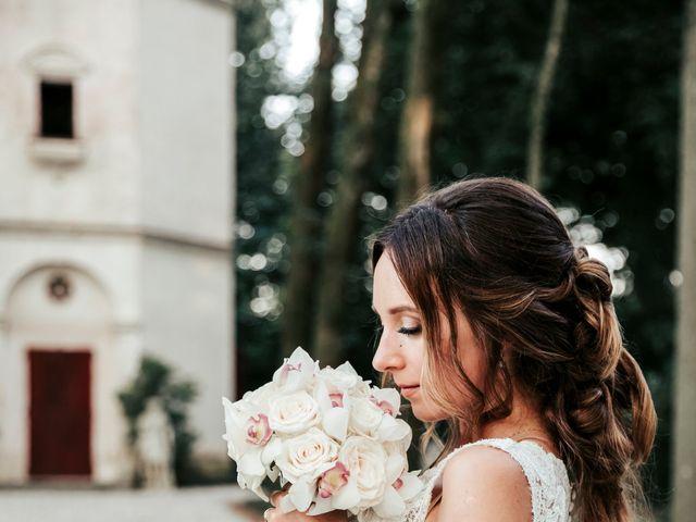 Il matrimonio di Nico e Alena a Piombino Dese, Padova 19