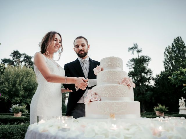 Il matrimonio di Nico e Alena a Piombino Dese, Padova 25