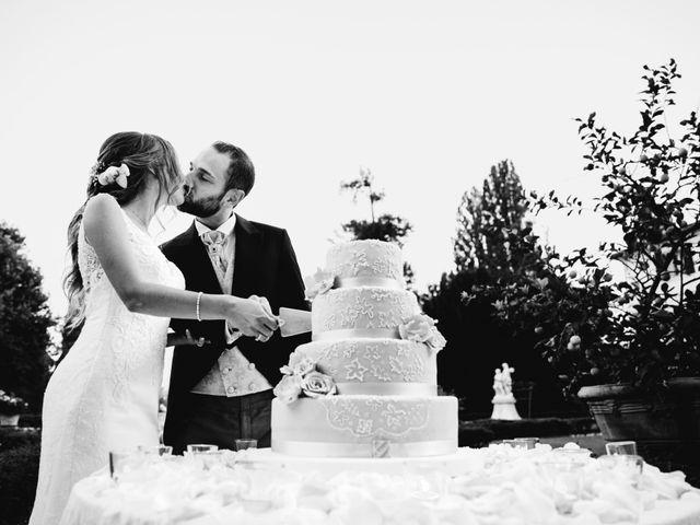 Il matrimonio di Nico e Alena a Piombino Dese, Padova 26