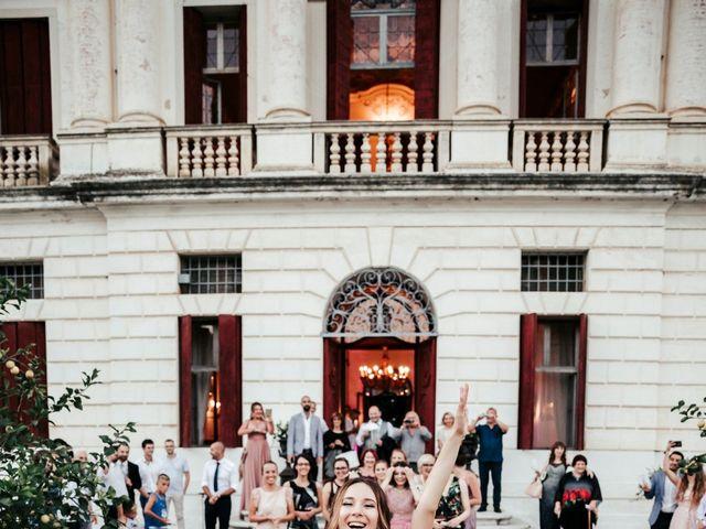 Il matrimonio di Nico e Alena a Piombino Dese, Padova 27