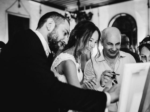 Il matrimonio di Nico e Alena a Piombino Dese, Padova 30