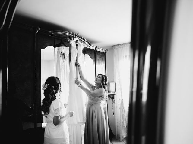 Il matrimonio di Nico e Alena a Piombino Dese, Padova 46
