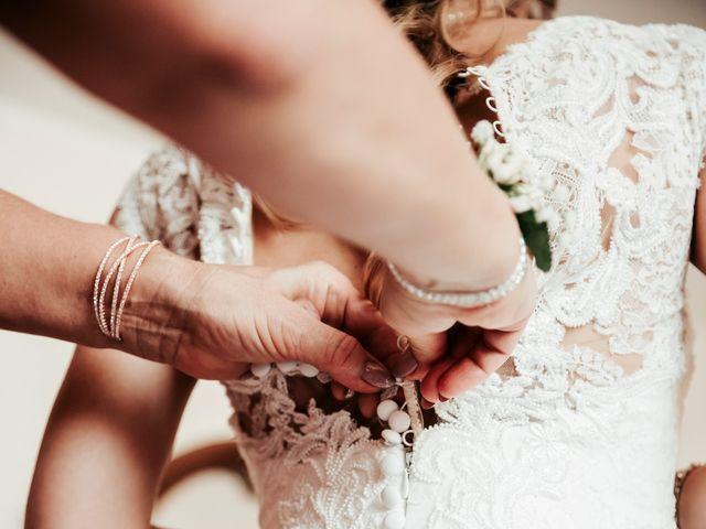 Il matrimonio di Nico e Alena a Piombino Dese, Padova 47