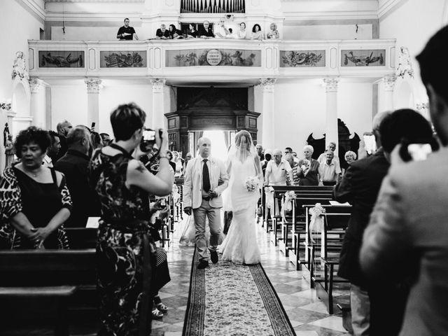 Il matrimonio di Nico e Alena a Piombino Dese, Padova 55