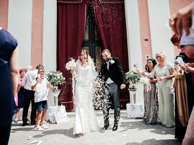 Il matrimonio di Nico e Alena a Piombino Dese, Padova 56