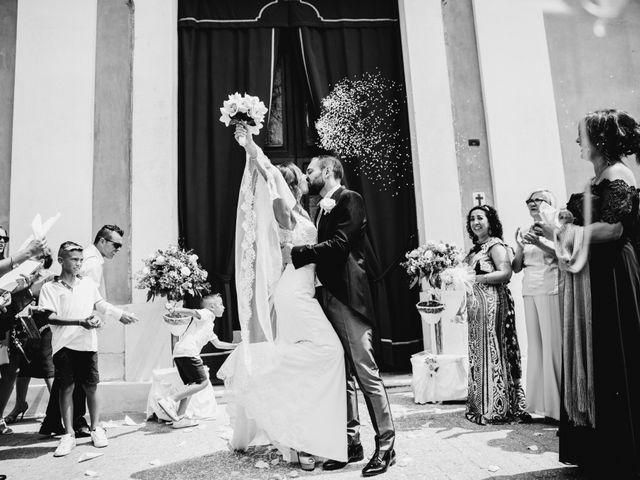 Il matrimonio di Nico e Alena a Piombino Dese, Padova 57