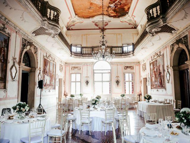 Il matrimonio di Nico e Alena a Piombino Dese, Padova 58
