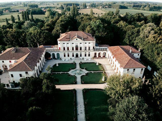Il matrimonio di Nico e Alena a Piombino Dese, Padova 61