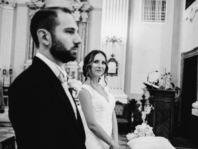 Il matrimonio di Nico e Alena a Piombino Dese, Padova 71