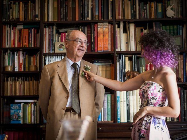 Il matrimonio di Massimo e Francesca a Roma, Roma 10