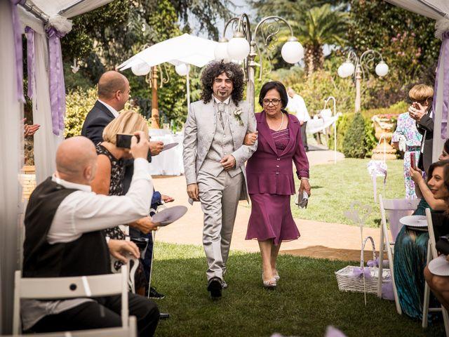 Il matrimonio di Massimo e Francesca a Roma, Roma 26