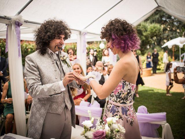 Il matrimonio di Massimo e Francesca a Roma, Roma 28