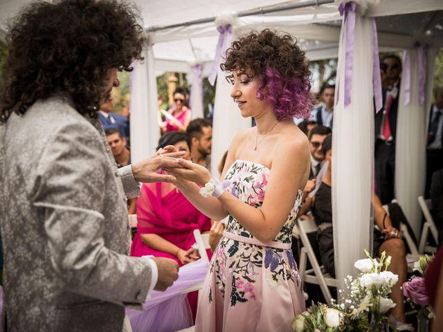 Il matrimonio di Massimo e Francesca a Roma, Roma 32