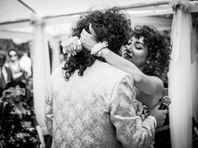 Il matrimonio di Massimo e Francesca a Roma, Roma 35