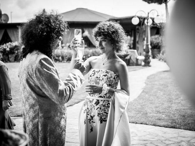 Il matrimonio di Massimo e Francesca a Roma, Roma 37