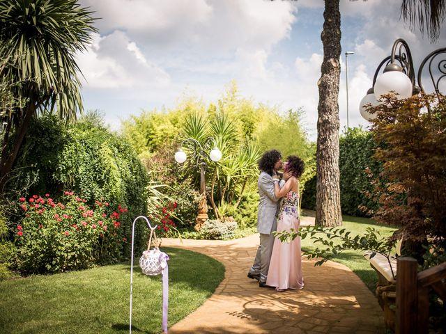 Il matrimonio di Massimo e Francesca a Roma, Roma 40