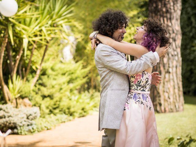 Il matrimonio di Massimo e Francesca a Roma, Roma 43