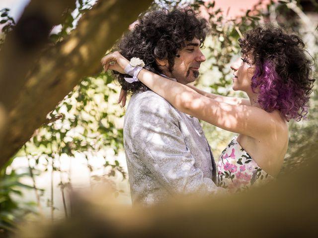 Il matrimonio di Massimo e Francesca a Roma, Roma 44