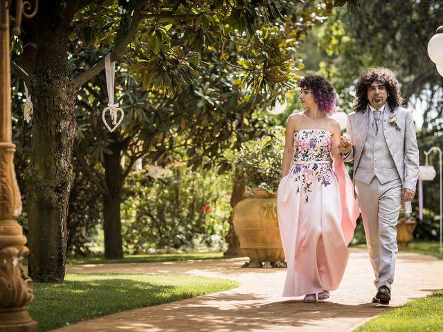 Il matrimonio di Massimo e Francesca a Roma, Roma 1