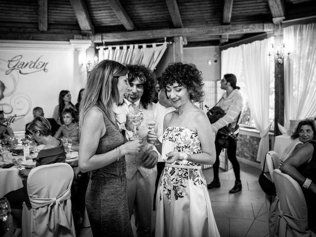 Il matrimonio di Massimo e Francesca a Roma, Roma 56
