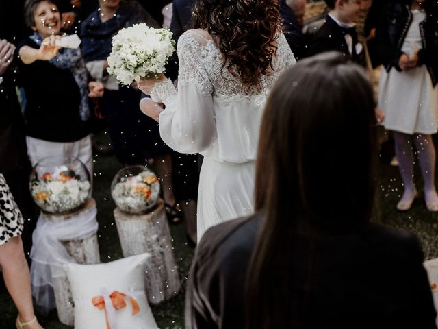 Il matrimonio di Alessandro e Valentina a Annone di Brianza, Lecco 78