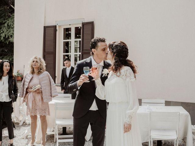 Il matrimonio di Alessandro e Valentina a Annone di Brianza, Lecco 84