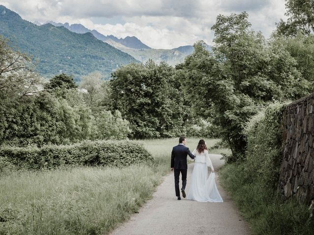 Il matrimonio di Alessandro e Valentina a Annone di Brianza, Lecco 95