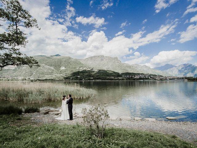 Il matrimonio di Alessandro e Valentina a Annone di Brianza, Lecco 114